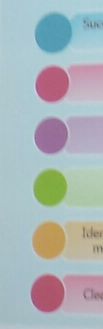 colour inspiration ofsted